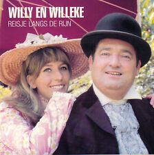 WILLY EN WILLEKE ALBERTI - EEN REISJE LANGS DE LIJN (2-CD COMPILATIE 2002)