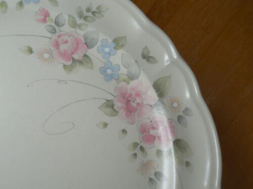 "Pfaltzgraff TEA ROSE Dinner Plate 10 3//8/"" USA             26 available"