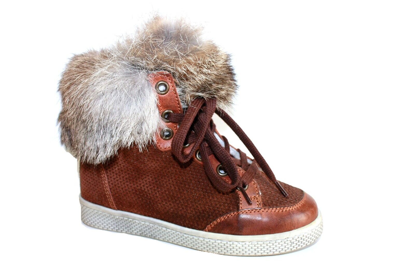 Prag D'oro Stivali lettoni scarpe da ginnastica Scarpe in pelle con pelliccia coniglio MIS. 25 - 40 | Grande Vendita Di Liquidazione  | Uomo/Donna Scarpa