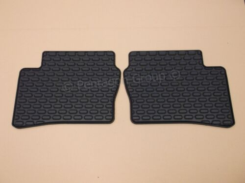 Genuine Kia Picanto 2017-ON All Weather Rubber Floor Mats Set Of 4 G6131ADE10GR
