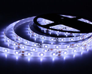 Led Strip Licht : Double row ip ip ip smd ww nw cw rgb color flexible led