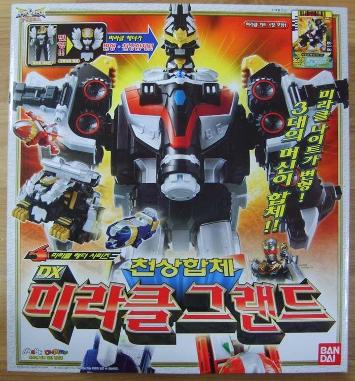 BANDAI Power Ranger Tokumei Sentai Go dos horas Buster Gear Serie 0 6 driblade