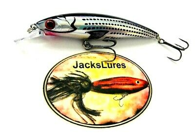 Lipless Wobble Crank Bass Striper Pike Walleye Lure Crankbait Rattle head 3/""