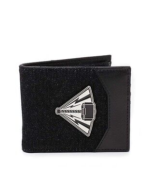 OFFICIAL MARVEL - THOR: RAGNAROK METAL HAMMER BLACK BI-FOLD WALLET (NEW)