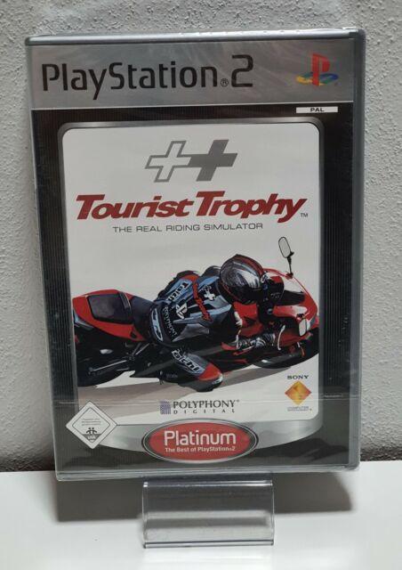 Tourist Trophée Platine pour Ps2 Pal (2006) Neuf / Nouvea et Ovp A9719