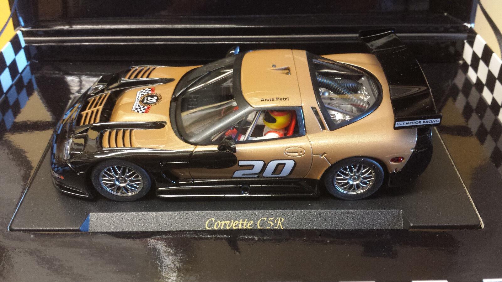 FLY E122 CORVETTE C5R H+T MOTOR RACING 1980 - 2000 ANNIVERSARY LTD. ED.
