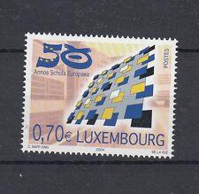 Lussemburgo /Luxembourg 2004 cinquantenario scuola europea 1604  MNH