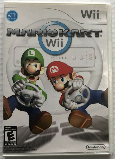 mario kart wii 2008 all characters