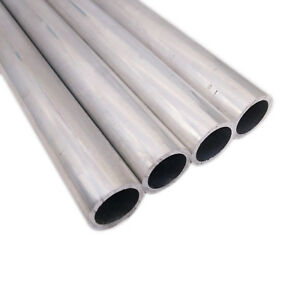 "Aluminum 6061 T-6 5//8/"" .625 OD .375 ID .125 Wall Round Tubing Pipe 12/"" Length"
