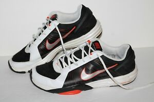 outlet store 48b8a 6c510 Image is loading Nike-Lunar-Kayoss-Running-Shoes-386481-002-White-