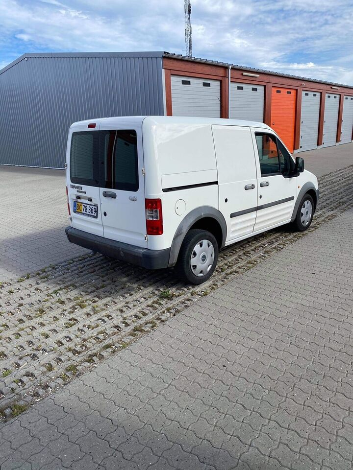 Ford, Transit Connect, 1,8 TDi 75 220S