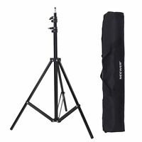 "Neewer Photography 10ft Aluminum Tripod Light Stand with 36x5x5"" Carrying Bag"