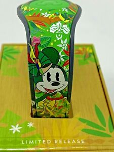 Disney Minnie Mouse The Main Attraction Enchanted Tiki Room Magic Band New