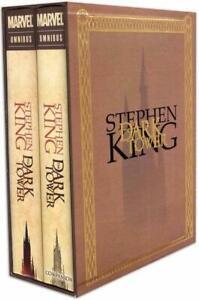 Stephen King's The Dark Tower Marvel Omnibus Slipcase Hardcover *shrink-wrap*