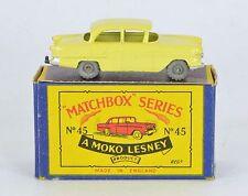 MATCHBOX MOKO LESNEY 45 VAUXHALL VICTOR NEAR MINT & EXCELLENT ORIGINAL BOX