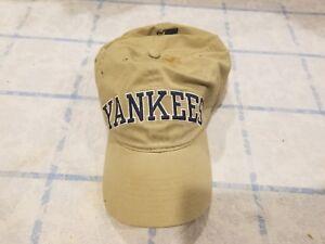 ead021ba5c487 Vintage New York Yankees Starter Cap Hat Deadstock 90 s Strapback ...