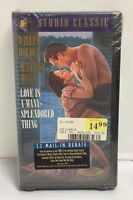 Love Is A Many Splendored Thing- Vhs New/sealed
