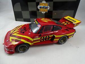 01:18 Exoto # 18109 1979 Porsche 935 Twin Turbo Momo # 30 Imsa G.moretti Rare