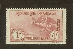 FRANCE-STAMP-TIMBRE-N-154-034-ORPHELINS-1F-1F-034-NEUF-xxTTB-VALEUR-1562
