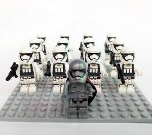 Star-Wars-Stormtrooper-Clone-Trooper-Clones-Fit-lego-Custom-Minifigure-Lot-Set