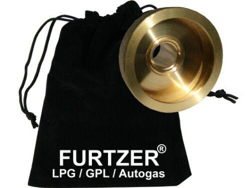 """GPL GPL LPG tankadapter m22 Dish brièvement Adaptateur by furtzer ® 1 3//4/"""" X w21.8"""