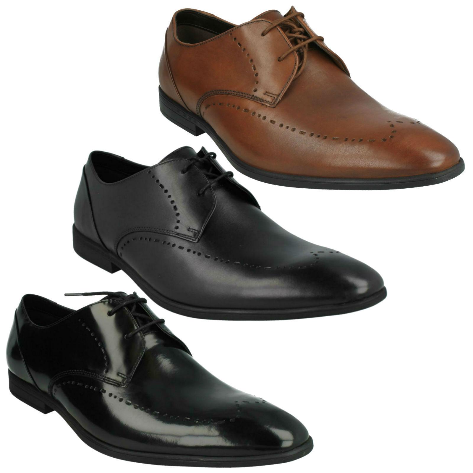 bampton LIMITE Clarks para Mujer Elegantes Cordones Cuero Boda Zapatos Oxford