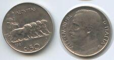 Italy 50 Centesimi, 1921