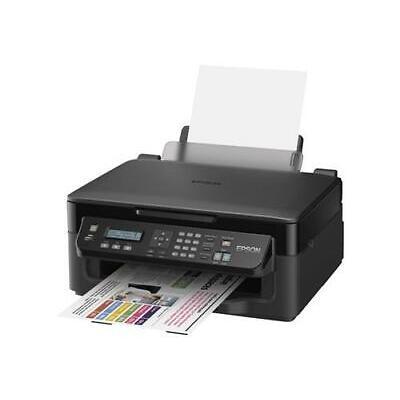 Multifunzione inkjet Epson Workforce wf-2510wf - stampante multifunzione -