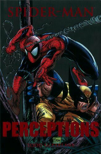 SPIDER-MAN: PERCEPTIONS By Todd Mcfarlane - Hardcover *Excellent Condition*