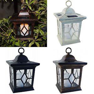 led solar laterne solarlampe gartenlaterne gartenlampe. Black Bedroom Furniture Sets. Home Design Ideas