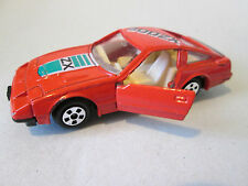 1970 Era Red Nissan Datsun Fairlady Z 300zx Sports Car Hong Kong (Sweet Car)