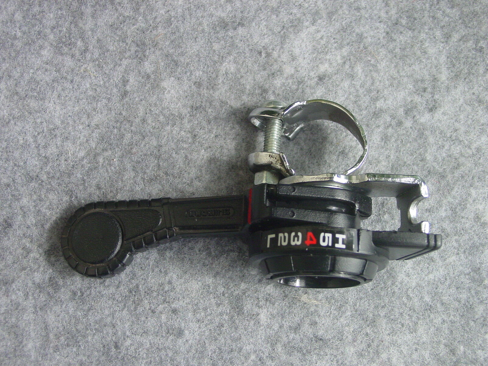 Used Shimano Positron FH Thumb Switch with 2x 5-Course