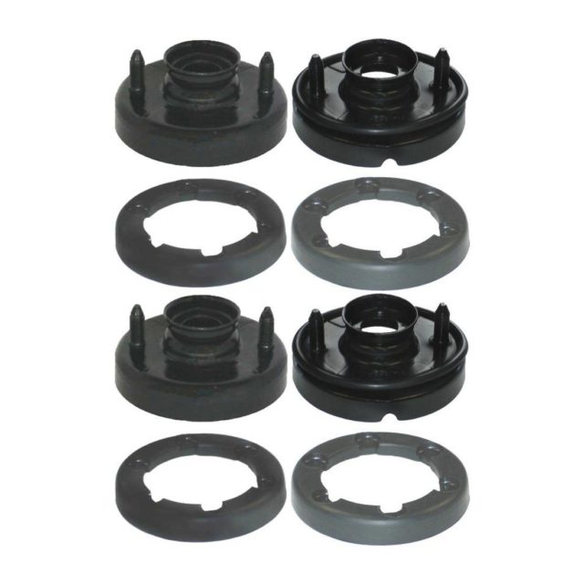 KYB Kit Shock And Strut Mount Front&Rear 4PCS For 1995-96