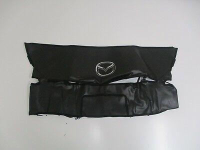 MAZDA 6 2006-2008 NEW OEM BLACK VINYL MASK BRA 0000-8G-H03