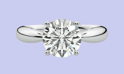 Up to 50% off engagement rings.