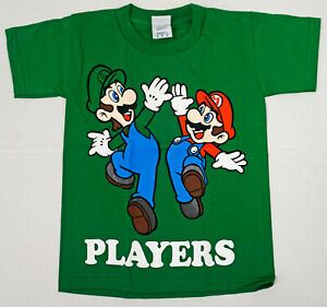 Tee Shirt Mario Luigi
