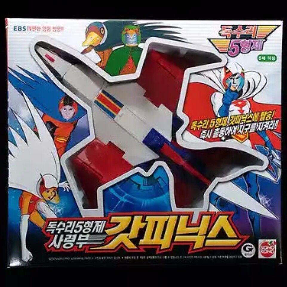 Transformers   Sonokong - Gatchaman   God Phoenix Eagle w  Command Airplane MISB