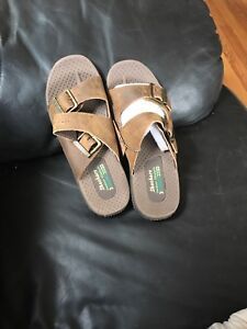 skechers Modern Comfort Sandals Womens