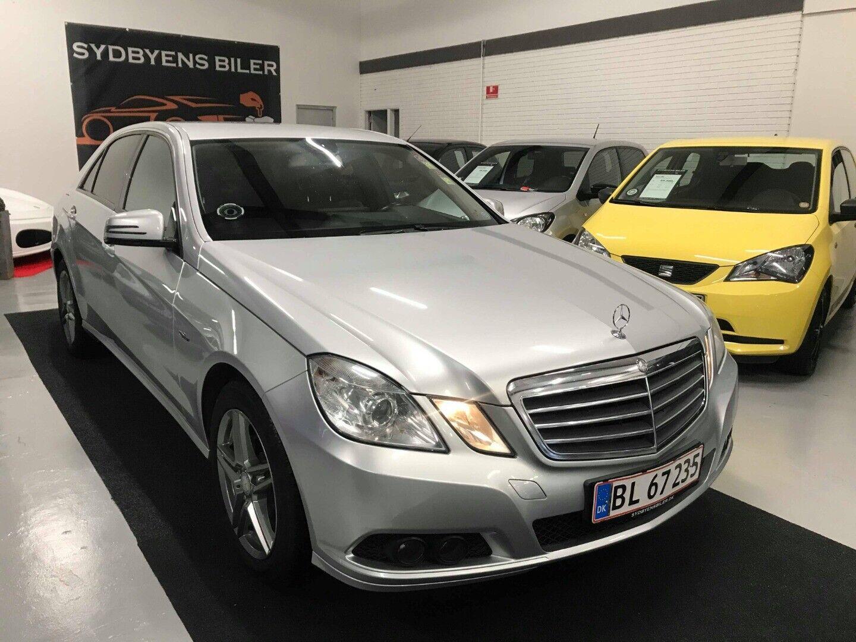 Mercedes E200 2,2 CDi aut. BE 4d - 129.500 kr.
