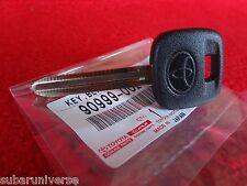 Toyota Master Key Blank Celica & Supra OEM Genuine Made In Japan