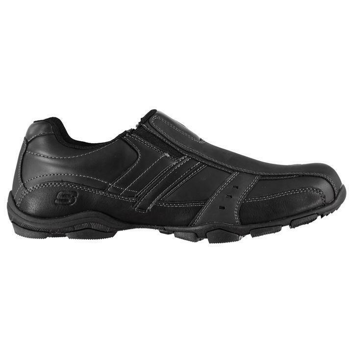 Skechers Casual Slip On Chaussures Chaussures Chaussures Homme US 8 ref 5606 * a5fd1f