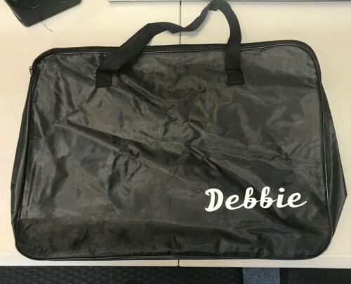 """Large Debbie Bag 22/"""" by 16/"""" tall  We used them with our  Music Stands  New"""