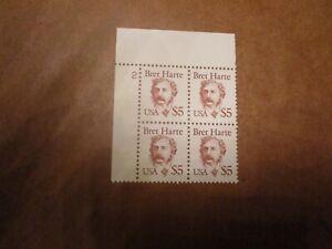 Mint NH United States Plate Block Scott # 2196