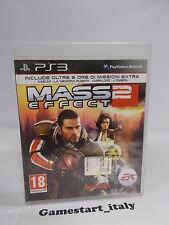 MASS EFFECT 2 (PS3 PLAYSTATION 3) USATO COME DA FOTO