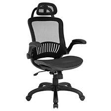 Chair Desk Office Computer Ergonomic Mesh Swivel Back Black Executive Home Mid