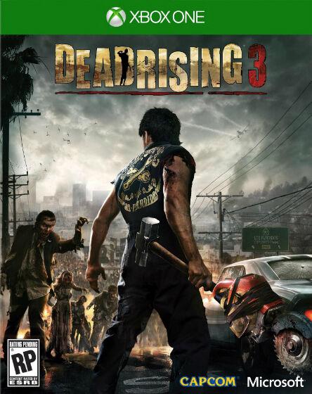 Dead Rising 3 Microsoft Xbox One, 2013  - $10.00