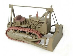 Details about Wespe 72048 1/72 Resin WWII German US Dozer