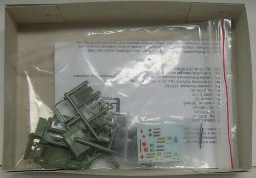1//87 plástico Kit Stab vehículo gaz-69a Ho SDV NVA novedad * *