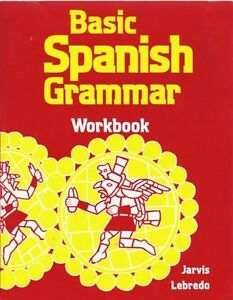 Details about Basic Spanish Grammar Workbook