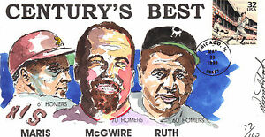 WILD-HORSE-HP-CENTURYS-BEST-ROGER-MARIS-MARK-McGWIRE-BABE-RUTH-Sc-3184a